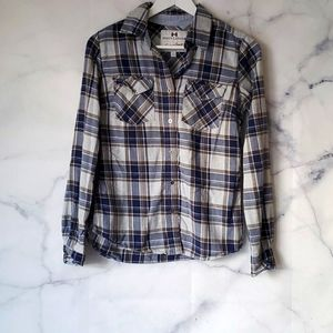 Roots Flannel Shirt